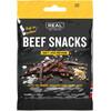 Real Turmat Beef Snacks Salt & Pepper 25g